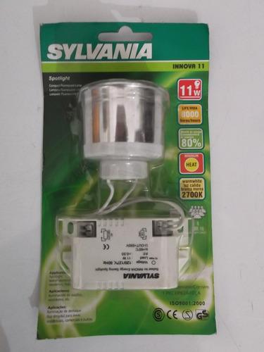 lote de 5 bombillos sylvania innova 11w a mitad de precio