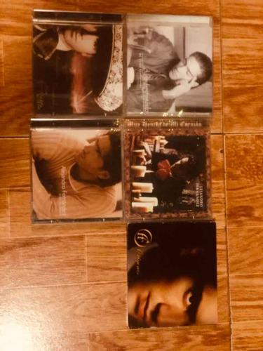 lote de 5 cd originales