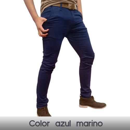 lote de 5 pantalones para hombre entubados skinny envio grat
