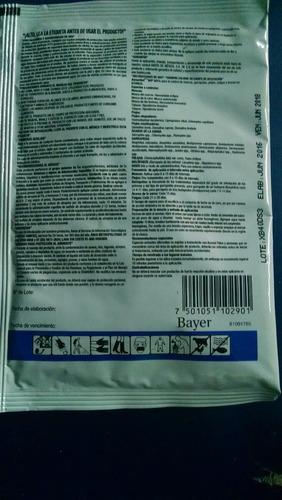 lote de 5 sobres de asuntol polvo envío gratis