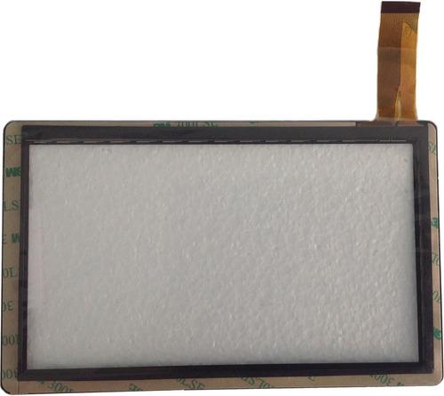 lote de 5 touch para tablet de 7 pulgadas q88 30 pines negra
