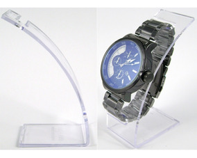 bfa040b9f Exhibidor Reloj Acrilico - Exhibidores y Alhajeros en Mercado Libre ...