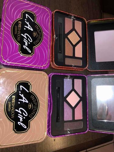 lote de 50 piezas de maquillaje l.a. girl, covergirl, nyx