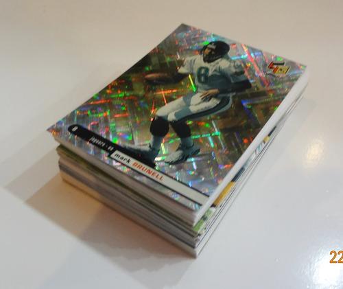 lote de 57 tarjetas de jaguares de jacksonville nfl cards