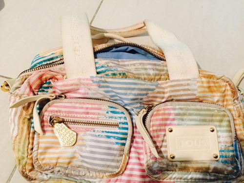 lote de 6 bolsas de marca usadas