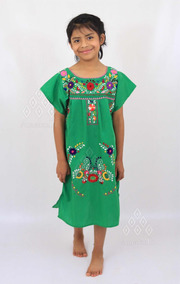 6b967c19c7 Vestidos De Manta Bordados - Todo para tu Bebé en Mercado Libre México