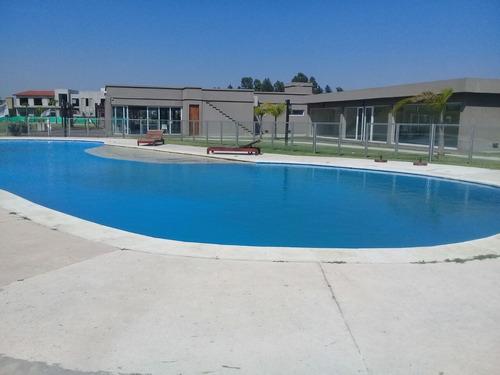 lote de 610 m² en country lagos de canning