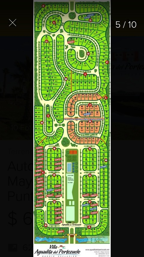 lote de 650 m2 escritura y planos excelente ubicación lote