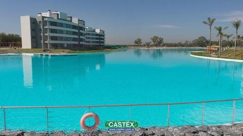 lote  de 680 m2 en lagoon pilar