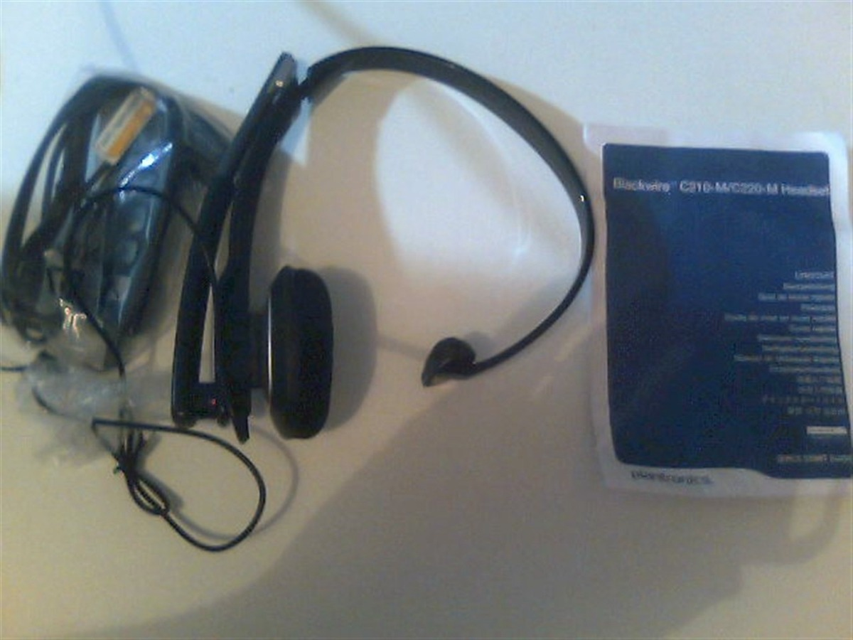PLANTRONICS C220-M DRIVER WINDOWS 7 (2019)