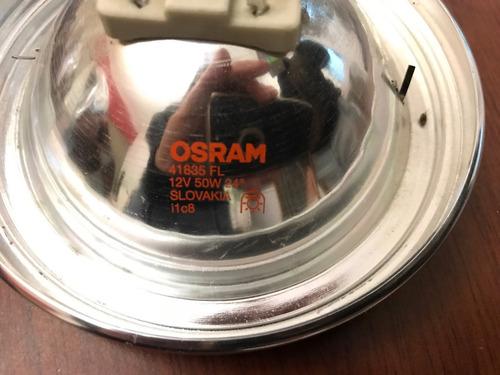 lote de  8 lámparas halógenas halospot 50w 12v 111 osram