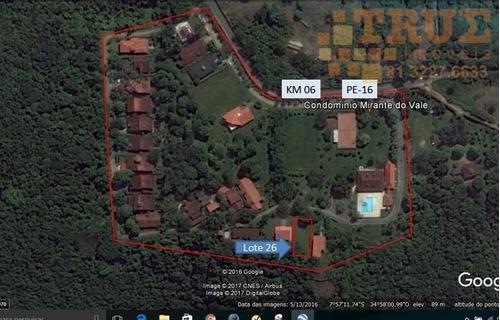 lote de 800 m² - te0029