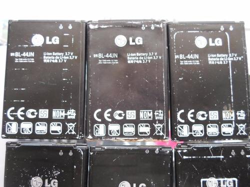 lote de 9 baterias lg celular