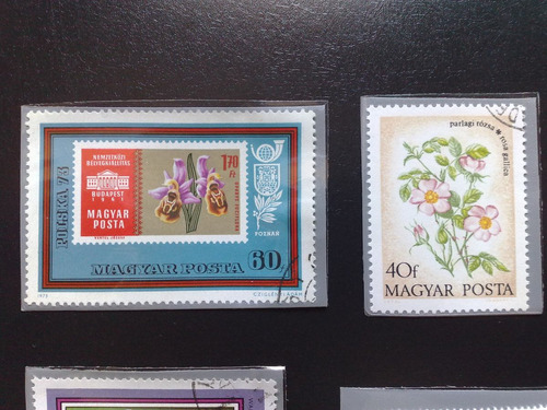 lote de 9 selos importados - europeus - para iniciar coleção