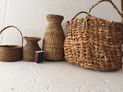 lote de artesanías de chiloé