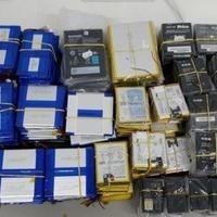 b6de40354d2 Lote De Baterias De Celular E Smartphone 55 Peças Diversas - R$ 229 ...