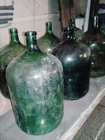 Lote De Bidones Anrtiguos P Decoracion O Produccion De Vino