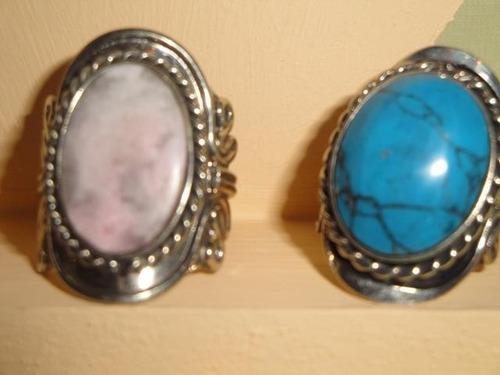 lote de bijou artesanal completo con lo nec para exhibirlo