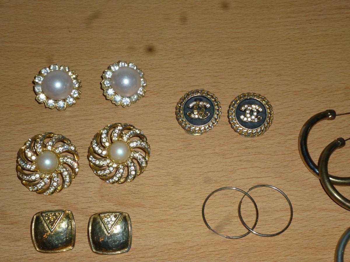 55ec1a8fc7cd lote de bijouterie vintage. Cargando zoom.