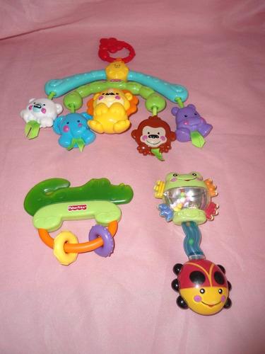 lote de brinquedos para bebê