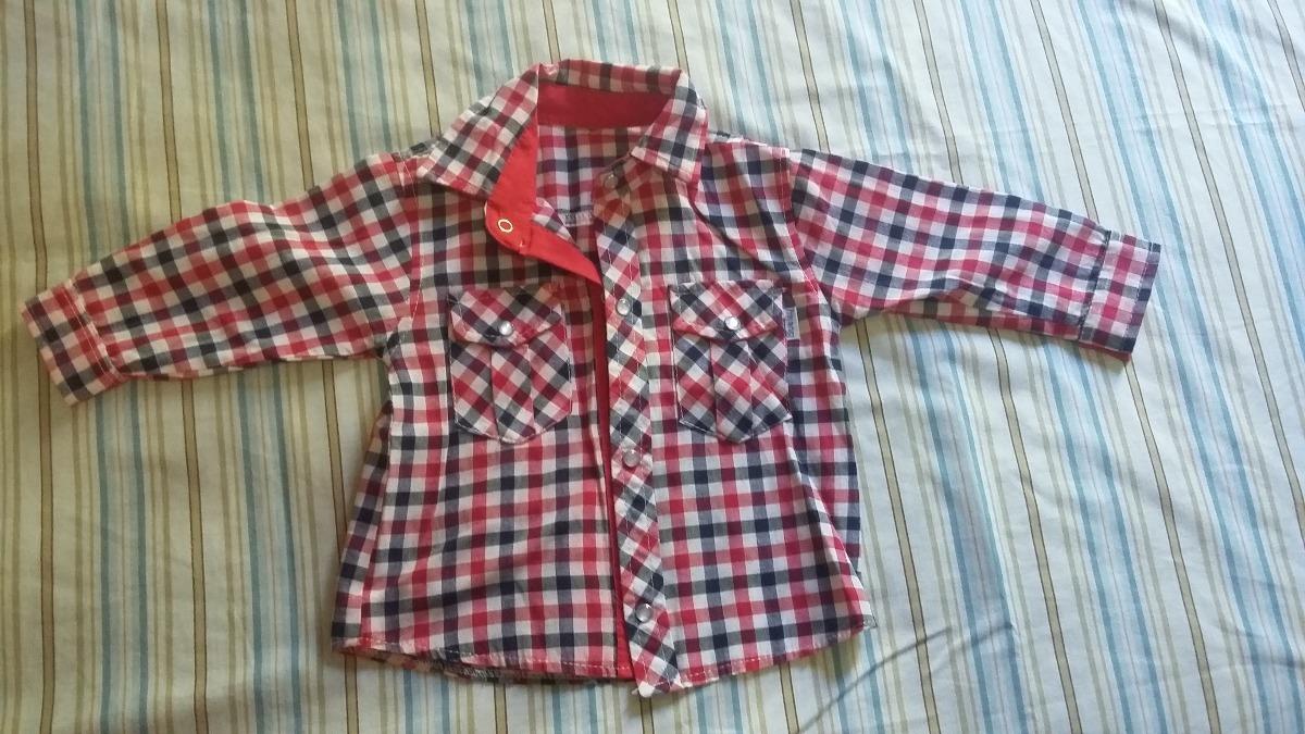 c16dae963 Lote De Camisas De Bebe 6 M A Un Año -   150