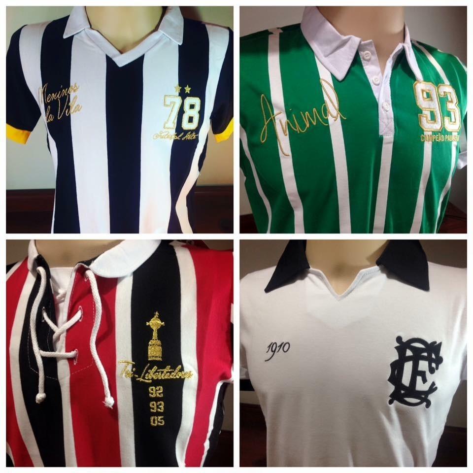 b4de3d6312 lote de camisas retrô e roupas infantis de times de futebol. Carregando  zoom.