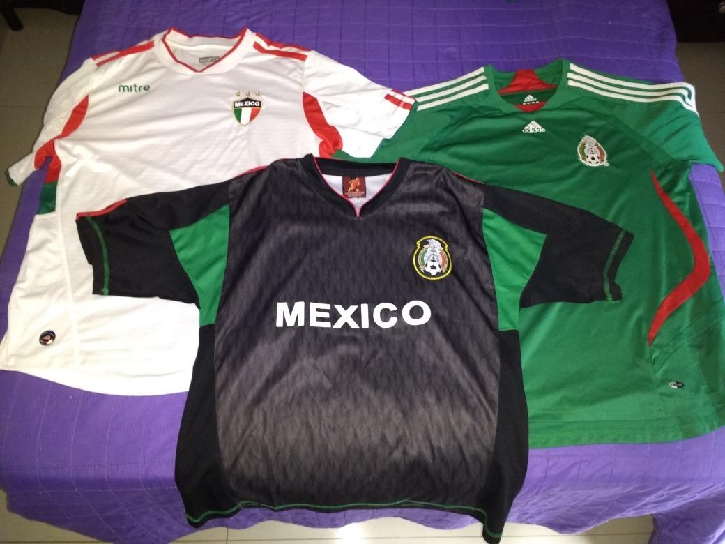 Lote de camisetas de mexico originales adidas mitre cargando zoom jpg  1040x780 Camisetas originales de mexico 7c9e50df1e2e3