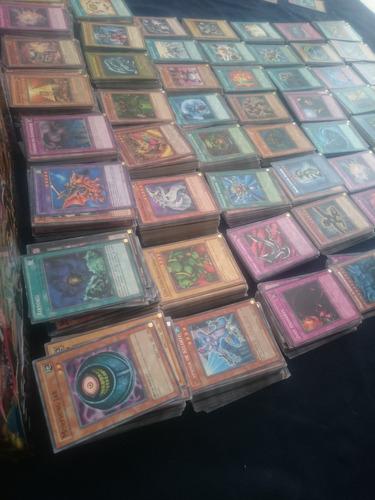 lote de cartas de yugioh 5 cartas sem repetição yu-gi-oh