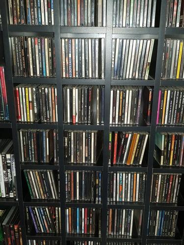 lote de cds originales 120 c/u escucho ofertas x todo
