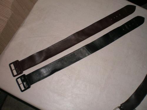 Lote De Cinturones Impecable Estado -   50 0b4a01843d5c