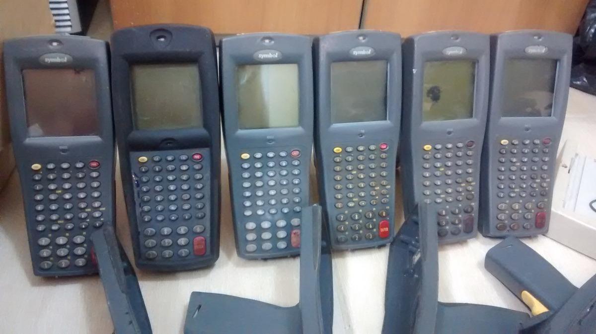 Lote De Coletor De Dados Symbol Pdt6846 R 35000 Em Mercado Livre