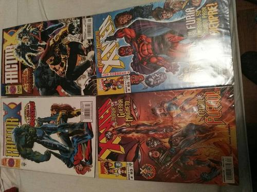 lote de comics de los x-men nuevos envío gratis