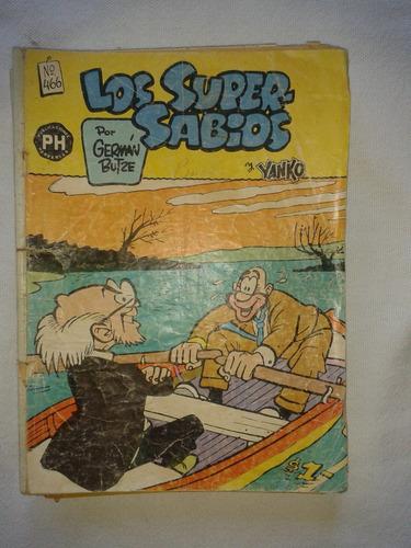 lote de comics los super sabios