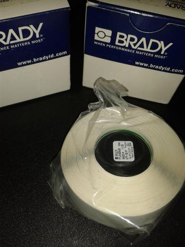 lote de consumibles brady tls 2200 / tls pc link