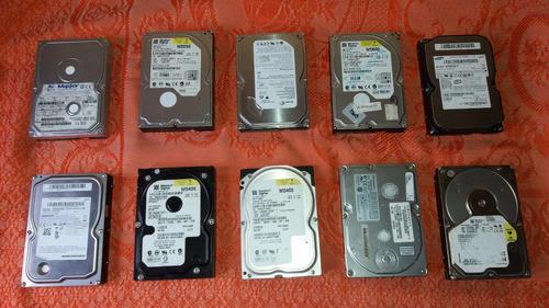 lote de discos duros pc!, $1350!!, súper oferta!!!