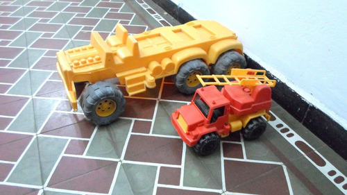 lote de dos juguetes duravit en buen estado general