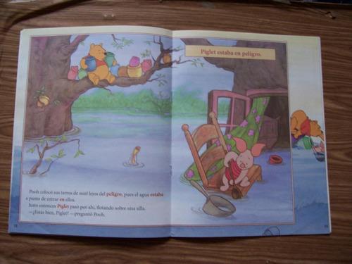 lote de dos: winnie pooh-pooh y tigger-edit-larousse-disney