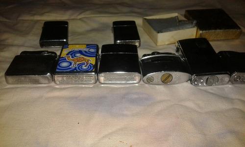 lote de encendedores sellados mas cigarrera