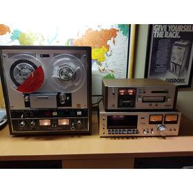 Lote De Equipos De Audio Vintage