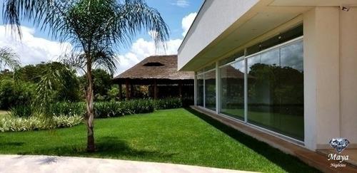 lote de esquina 678 m² no condomínio caribe resort - 602