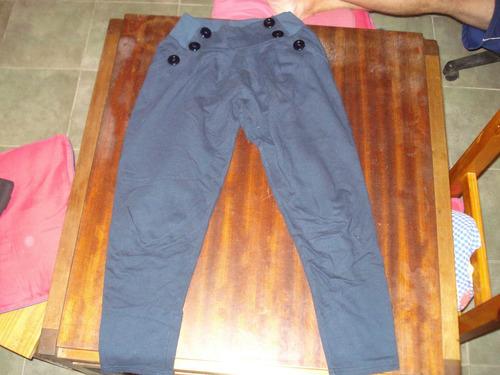 lote de jean azul + babucha de algodon, aprovechalos!