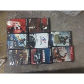 Lote De Juegos Ps2 Originales