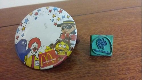 lote de juguetes de mc donals de los 90.