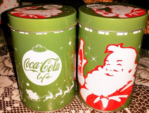 lote de latas de coca cola life