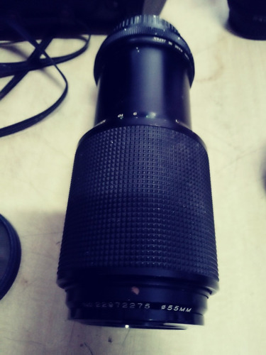 lote de lentes fotográficas
