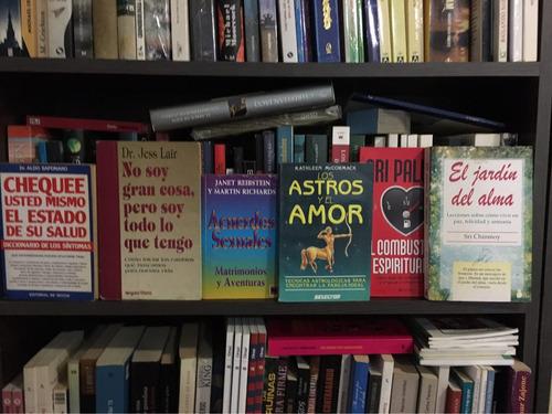 lote de libros