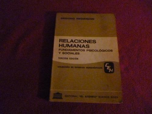 lote de libros de psicologia social y relaciones humanas,