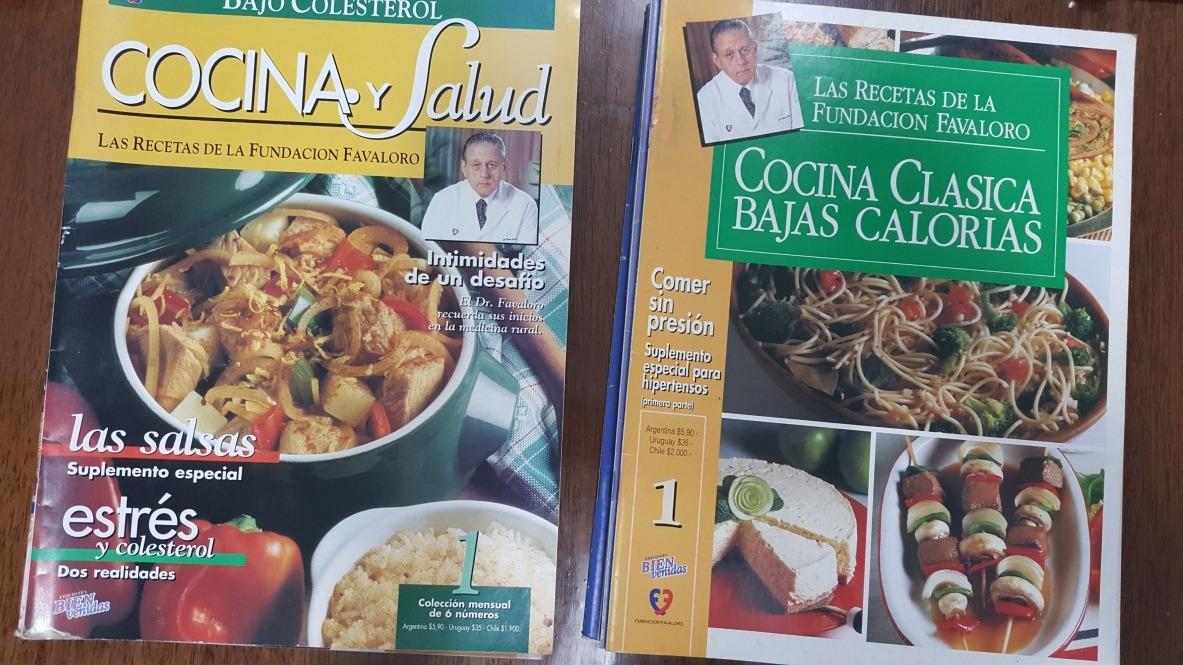 Lote De Libros Y Revistas De Cocina 1 800 00 En Mercado Libre