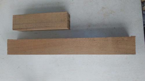 lote de madera para encabar cuchillo