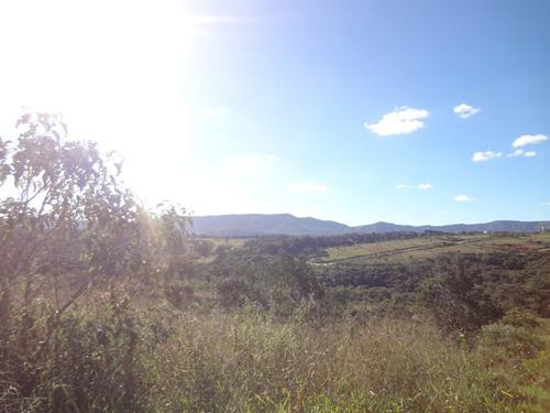 lote de mil metros com um leve declive e linda vista para as montanhas! - 483